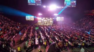 Full arena